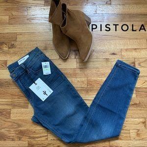PISTOLA | Audrey Midrise Skinny Jeans